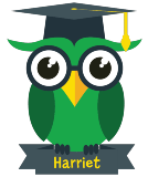 Harriet logo